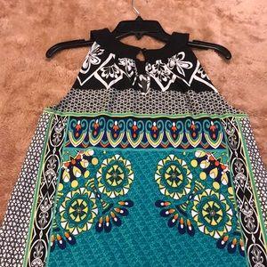 Enfocus Studio Dresses - Colorful maxi dress